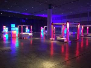 3D Cube Lounge