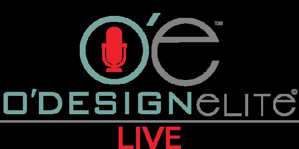ODesignElite Live Logo